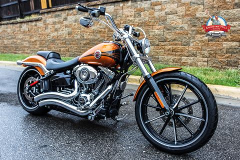 Pre-Owned 2014 Harley Davidson Fxsb M  Motorcycle