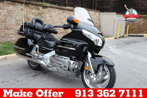 2006 Honda Motorcycle Gold Wing   Motorcycle