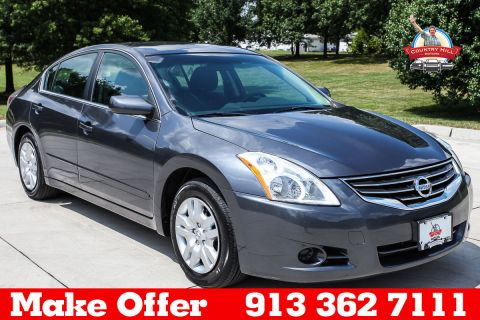 2012 Nissan Altima 2.5 S FWD Sedan