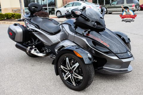 Pre-Owned 2011 Can-Am Spyder RD SPYDER  Motorcycle