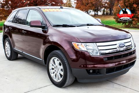Pre-Owned 2009 Ford Edge Limited FWD SUV