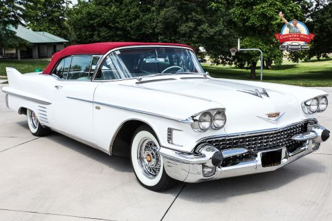 Pre-Owned 1958 Cadillac 62 Series 62 SERIES