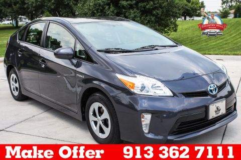 2013 Toyota Prius Two FWD Hatchback