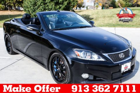 2011 Lexus IS 350C 2DR CONV RWD Convertible