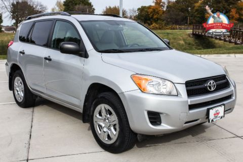 Pre-Owned 2010 Toyota RAV4 AWD 4WD