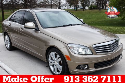 2009 Mercedes-Benz C300 4 MATIC AWD