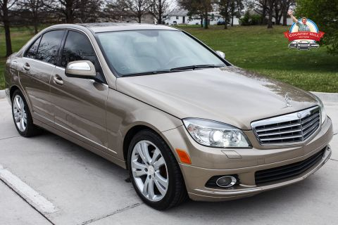 Pre-Owned 2009 Mercedes-Benz C300 4 MATIC AWD