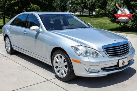Pre-Owned 2008 Mercedes-Benz S550 4DR SDN AWD 5.5L AWD