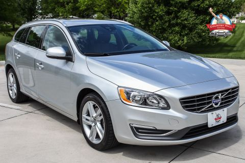 Pre-Owned 2015 Volvo V60 T5 Premier FWD Wagon